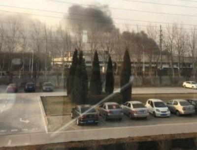 厂的火势其后就受控。