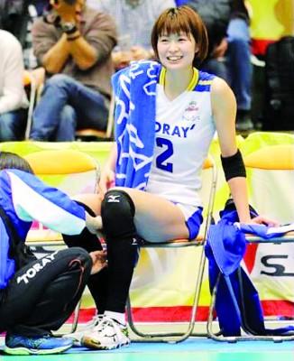 木村纱织将宣布退役,彻底告别排球赛场。