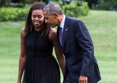 欧巴马夫妇将推出回忆录。