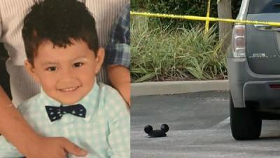 2岁的曼切戈被继姊遗留在车厢内过久不敌高温焖死。