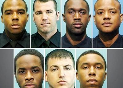7何谓警官涉干犯恐吓、诈骗、盗、分发毒品等罪。