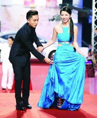 邓紫棋与前男友林宥嘉无缘走到最后,男方最终娶了丁文琪。