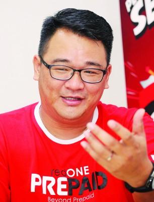 郑佑耀:当机缘巧合下成了世界通的销售伙伴,啊随后打开了redONE当时门生意。
