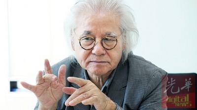 """将""""一带一路与东南亚""""首届槟城论坛带来槟城的林祥雄教授。"""