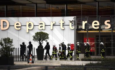 法国现时还处于全国紧急状态。(法新社照片)