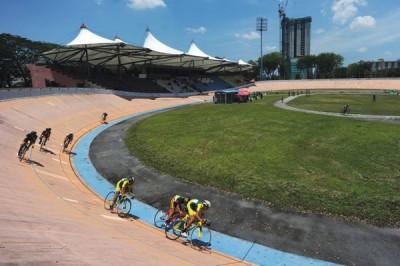 吉隆坡集市地脚车馆完成最后一集赛事,且拆面临除命运,走入历史。