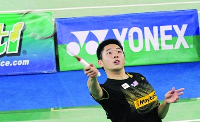 陈加伟夺得个人首只国际赛冠军。