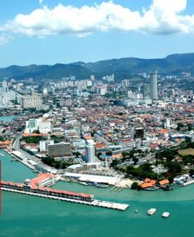 虽然槟城房地产市场蓬勃发展,不过没有吸引大批中国购屋者投资。