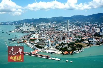 虽槟城房地产市场红红火火发展,而没有引发大量中华购屋者投资。