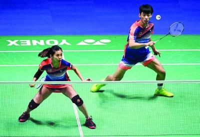 更全英高裁判风波的陈炳顺/吴柳萤在印度超级赛延续强势,个别企业速胜主队组合,报到次圈。