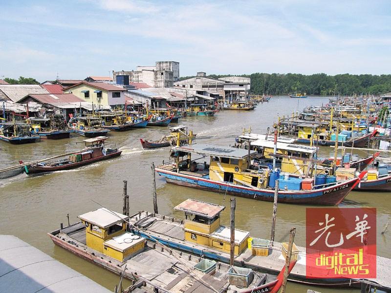十八丁渔村有潜能成为旅游新村。