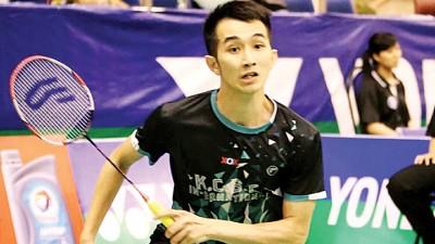 张崴烽希望打进大马公开赛8强。