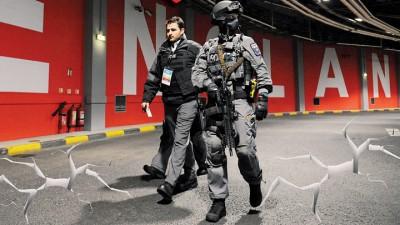伦敦恐袭事件无阻世界杯欧洲区外围赛的进行。