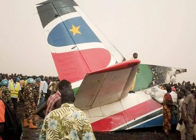 客机属于南方优越航空公司。