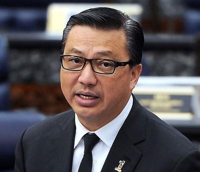 交通部长拿督斯里廖中莱