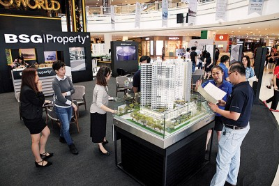 BSG Property文秀产业集团强势推荐Middleton豪华公寓发展项目。