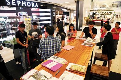 Prisma Bumiraya Sdn Bhd推展的房屋项目广受购屋者欢迎。