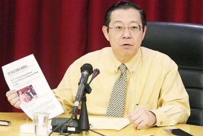 林冠英要求政府召回刘特佐,并取消其护照。