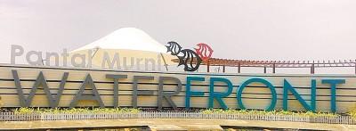 政府拨出263万令吉提升慕妮海滨的设施,为这个观光景点加分。