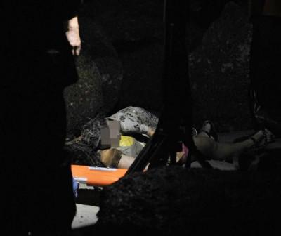 一对疑似华裔的母女尸体在直落巴巷香料花园前的海滩被发现,两人的腰部均由塑料绳相互绑住。