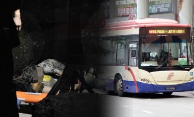 警方在死者身上找到巴士车票。