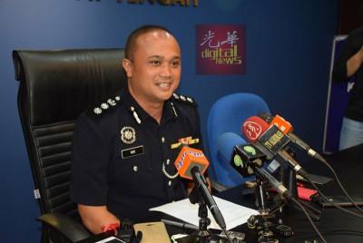威中警区主任聂罗斯助理总监