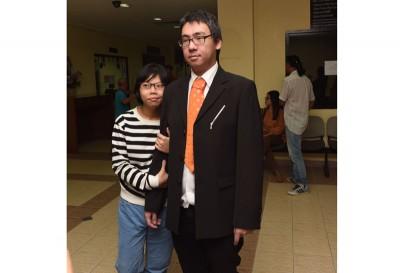 阿伦的代表律师表示,男女双方将接受专业心理辅导。