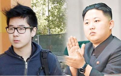 金韩松(左)会是下个暗杀目标?