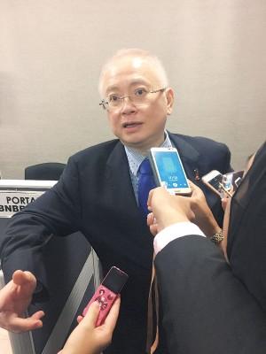 魏家祥透露,马华在来届全国大选中,槟城几乎是以全新队伍迎战。