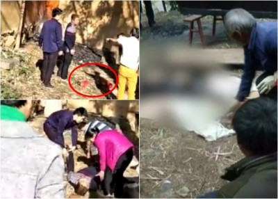 永善县一名9岁男童被困起火房屋内,惟因村民不懂使用灭火器,最终被活活烧死。