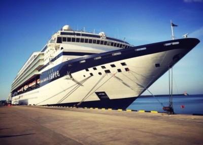 天海邮轮宣布,在3月15日至5月30日期间,旗下14班航次均不再停靠任何韩国港口。