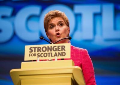 施雅晴扬言要再次举行苏格兰独立公投。