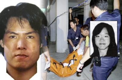 苏姗(小图)在武吉巴督西8道172座组屋5楼电梯口遭古纳斯加兰刺死。
