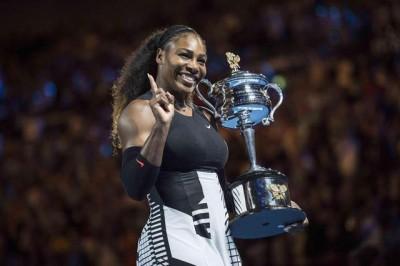 小威在澳网夺得第23座大满贯。