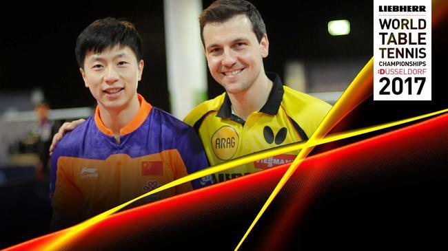 马龙与波尔将再联手出战世乒赛。