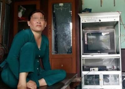 不知不觉以为中头奖的越南女。