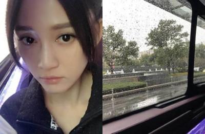 """""""雨神""""陈乔恩的威力,让网友直呼连萧敬腾都赢不了。"""