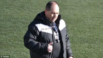 艾尔丹塞队的意大利教练迪皮耶罗已经被捕。