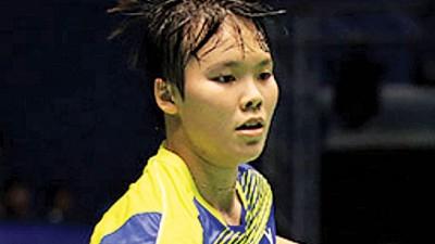 吴堇溦将会沒战下周开挨的新加坡全國赛。