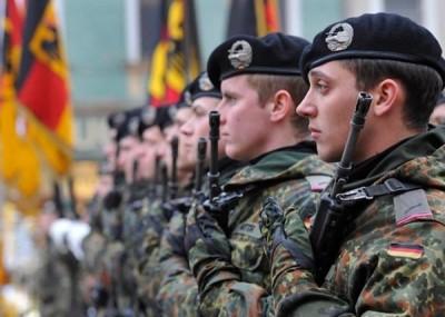 德国军方正就军人极右行为进行调查。