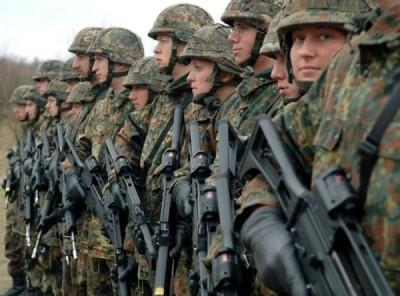 德国联邦国防军中来275号称新兵涉嫌为右翼极端分子。