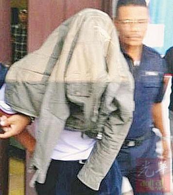 红辇刑事组曹长干为证人收贿案,星期一过堂。