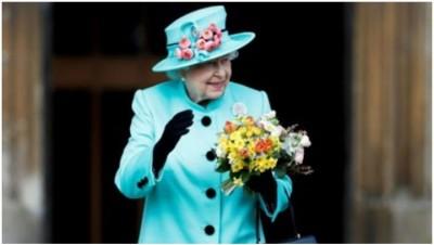 英女王伊丽莎白二世,今年生日低调庆祝。