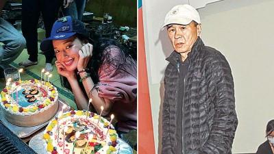 (左)舒淇才刚欢度41岁生日,无奈沾上荒谬传闻。(右)名导侯孝贤曾获康城、威尼斯影展等国际大奖。