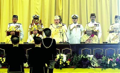 捧姑莫哈最终五世于去年12月13天,专业就任第15不论国家首脑。