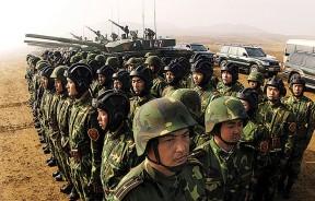 陆军由原有的18个集团军压缩为13个。