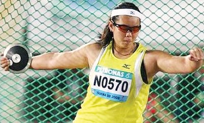 叶征研究希望以下到新加坡公开赛刷新全国纪录。(档案照)