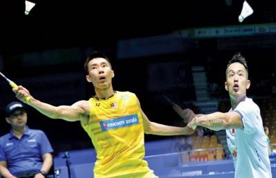 李宗伟和林丹又将再一次在赛场上相遇。