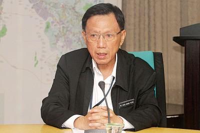 洪永泰从3月1日受委为槟岛交通大蓝图特殊项目公司(special purpose vehicle )首席工程师。