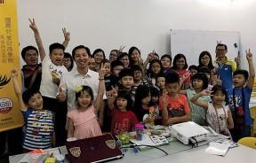 财商,是一个品格课程,给孩子一套实用的习惯,进而达成人生每个阶段的梦想。
